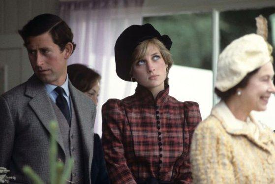 Principessa Diana, anni 80