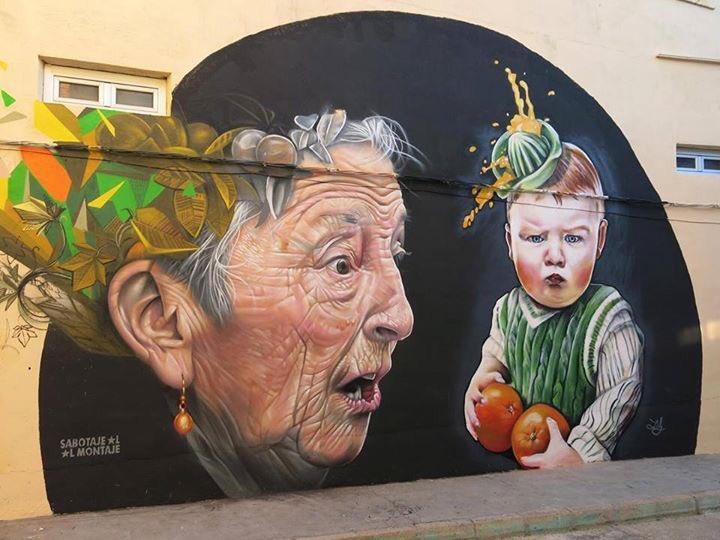 Sabotaje Al Montaje & Lily @Valencia, Spain