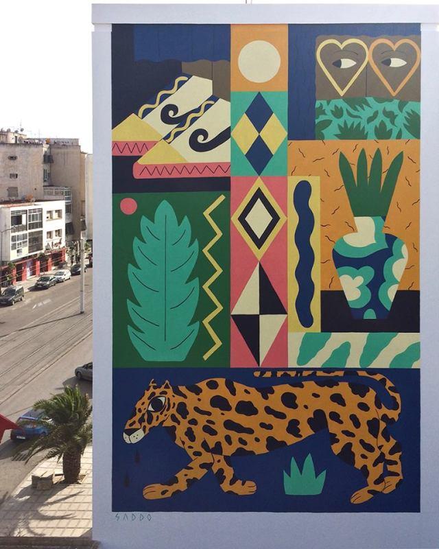 Saddo @Rabat, Morocco