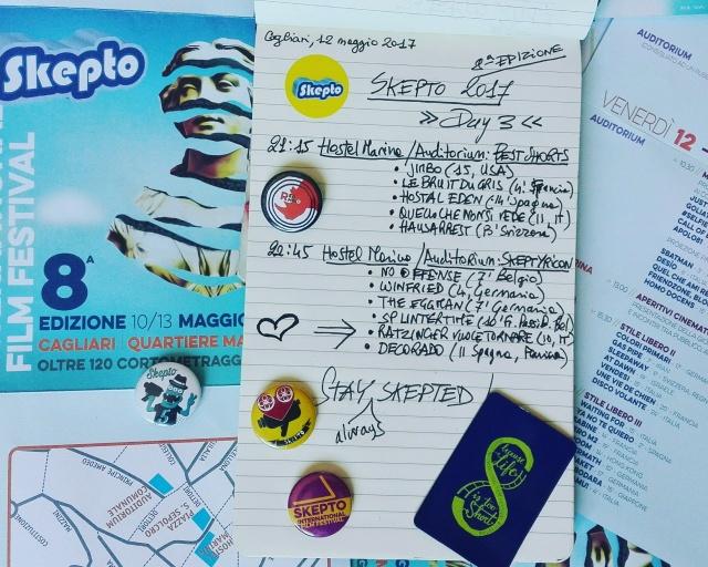 Skepto 2017 - Cronache da un Film Festival [part 3]
