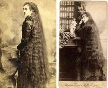 Sorelle Sutherland - a sinistra Isabella, a destra Grace