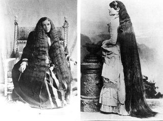 Sorelle Sutherland - a sinistra Sarah, a destra Victoria