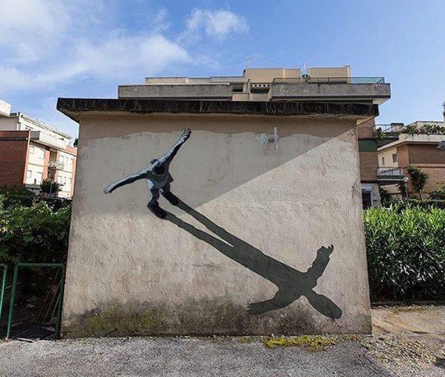 Strøk @Terracina, Italy