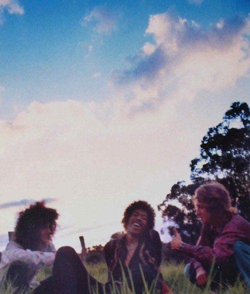 The Jimi Hendrix Experience, anni 60