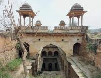 The Vanishing Stepwells of India - Victoria Lautman (Mukundpura Baoli. Mukundpura, Haryana c. 1650)