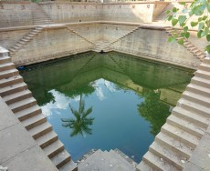 The Vanishing Stepwells of India - Victoria Lautman (Ramkund. Bhuj, Gujarat. Mid-18th Century (c. 700 CE))