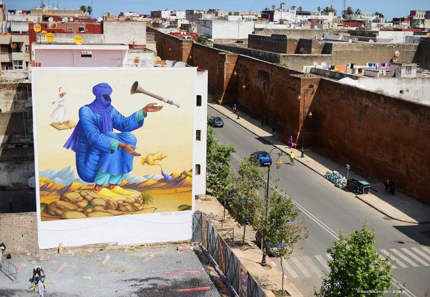 WAONE @Rabat, Morocco