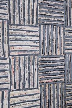 """Dna Study"" by McArthur Binion"