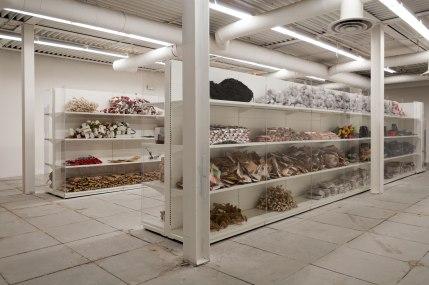 Biennale Arte 2017 - Padiglione Centrale (Giardini)- Hassan Sharif Studio (Supermarket) di Hassan Sharif (Emirati Arabi)