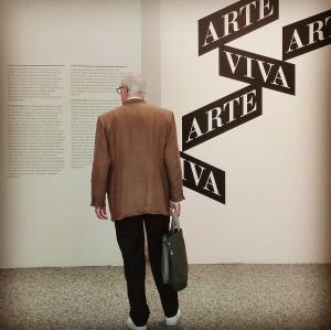 Biennale Arte 2017 - Padiglione Centrale Giardini - Visitatore