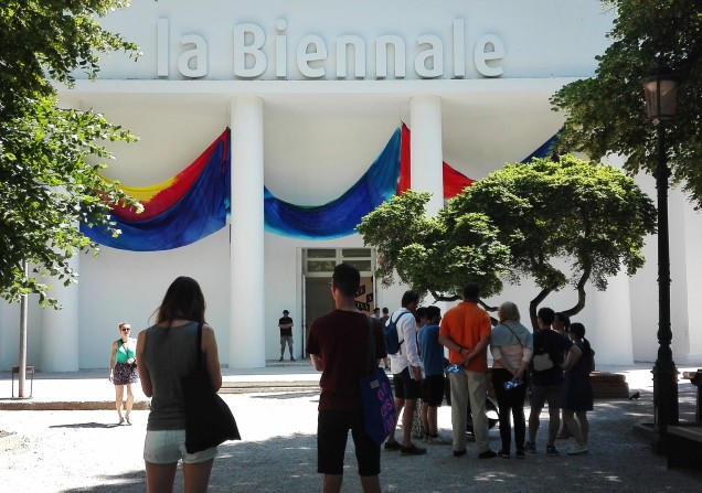 Biennale Arte 2017 - Padiglione Centrale Giardini