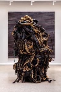 """Biennale Arte 2017 - Padiglione USA (Giardini) - """"Medusa"""" di Mark Bradford"""