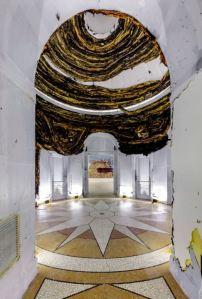"""Biennale Arte 2017 - Padiglione USA (Giardini) - """"Oracle"""" di Mark Bradford"""