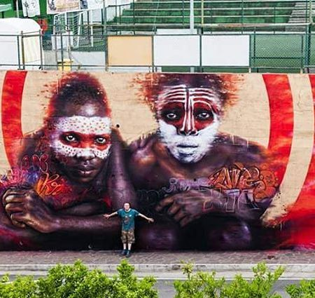 Dale Grimshaw @Formia, Italy