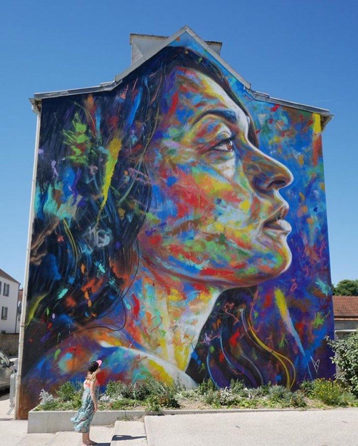 David Walker @Lieusaint, France