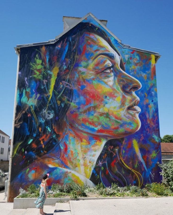 David Walker @Lieusaint, France