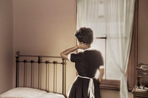'Full of sly, unhinging discontinuities'... Bedroom (Body Remembers Series), by Tracey Moffatt. Photograph: Tracey Moffatt