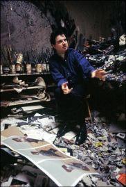 Francis Bacon by Ian Berry 1967 Londra