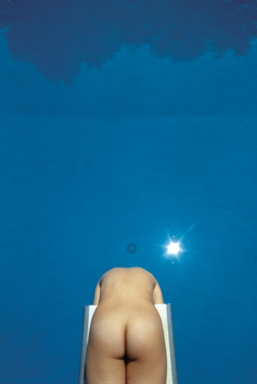 """Swimming Pool"" by Franco Fontana"