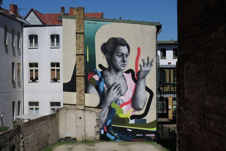 Frederico Draw & Contra Rua @Wittenberg, Germany