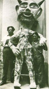 Frida Kahlo e Diego Rivera, Casa Azul