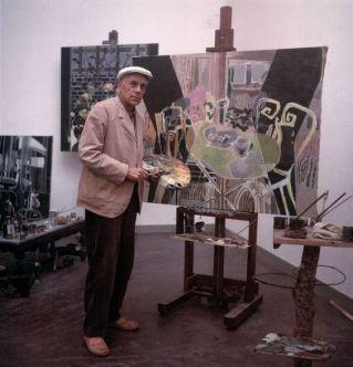 George Braque, 1949