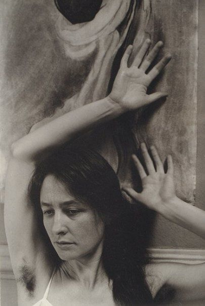 Georgia O'Keeffe - Fotografia di Alfred Stieglitz