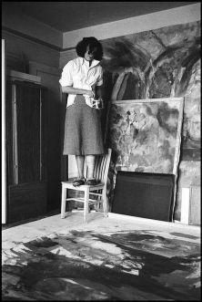 Helen Frankenthaler - 1957
