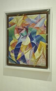 """Collezione Peggy Guggenheim - Gino Severini, """"Mare=Ballerina"""" (1914)"""