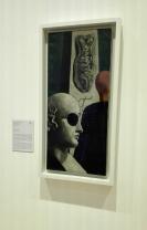 """Collezione Peggy Guggenheim - Giorgio de Chirico, """"La nostalgia del poeta"""" (1914)"""