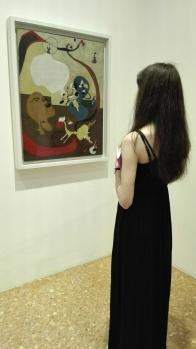 "Collezione Peggy Guggenheim - Joan Miró, ""Interno olandese II"" (1928)"