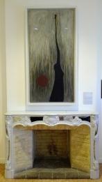 "Collezione Peggy Guggenheim - Clyfford Still, ""Jamais"" (1944)"