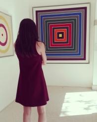"""Collezione Peggy Guggenheim - Frank Stella, """"Miscuglio di grigio"""" (1968-69)"""