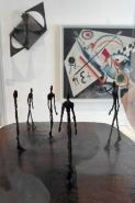 """Collezione Peggy Guggenheim - Alberto Giacometti, """"Piazza"""", (1947–48)"""