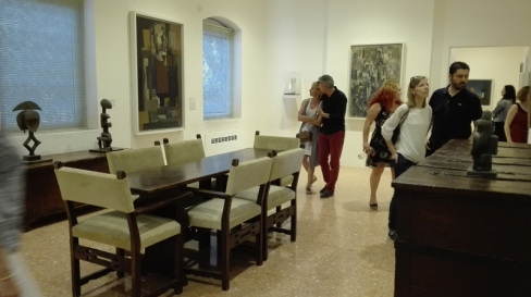 Collezione Peggy Guggenheim al Palazzo Venier dei Leoni