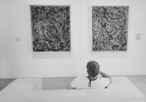 Collezione Peggy Guggenheim - Jackson Pollock,