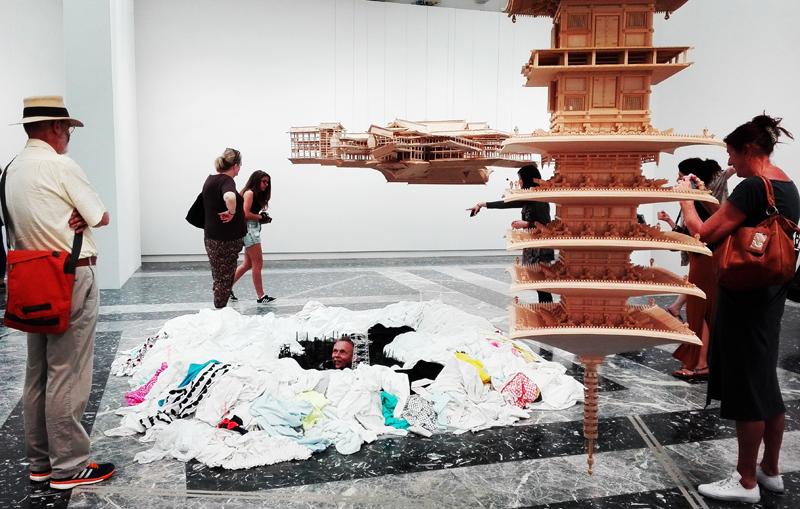 Biennale Arte 2017 - Padiglione Giappone (Giardini)