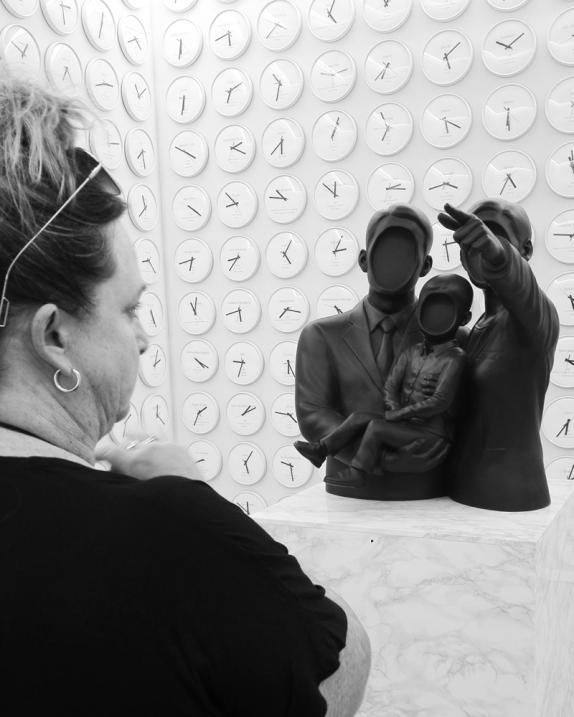 """Biennale Arte 2017 - Padiglione Corea del Sud (Giardini) - """"Proper Time"""" di Lee Wan"""