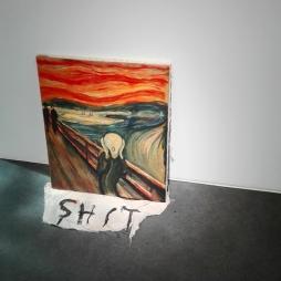 """Biennale Arte 2017 - Padiglione Corea del Sud (Giardini) - """"Episteme sabotage - Shit"""" di Cody Choi"""