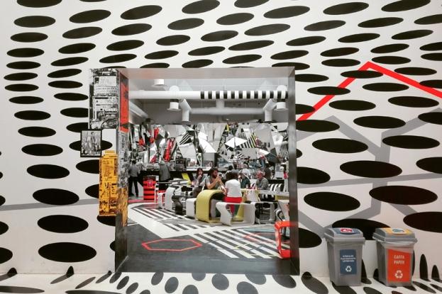 Biennale Arte 2017 - Punto di ristoro ai Giardini
