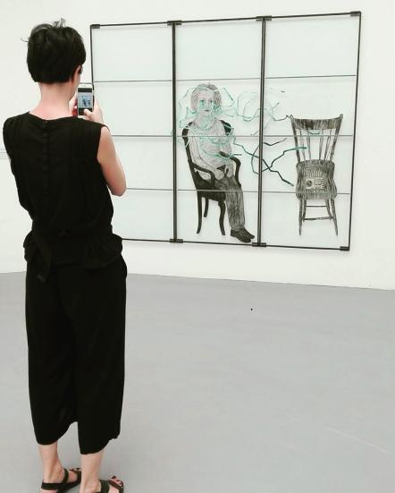 Kiki Smith, Various works, 2009-2014 - Biennale Arte 2017 - Padiglione Centrale (Giardini).