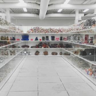 Biennale Arte 2017 - Padiglione Centrale (Giardini): Hassan Sharif Studio (Supermarket) di Hassan Sharif (Emirati Arabi)