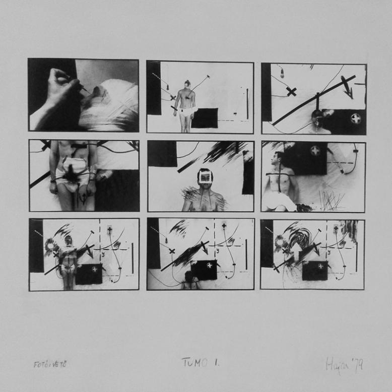 "Biennale Arte 2017 - Padiglione Centrale (Giardini): ""Surface Torture"" di Tibor Hajas (Ungheria)"