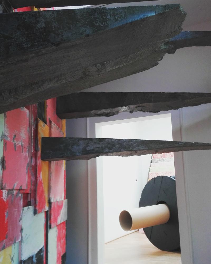 Biennale Arte 2017 - Padiglione Gran Bretagna (Giardini): Phyllida Barlow