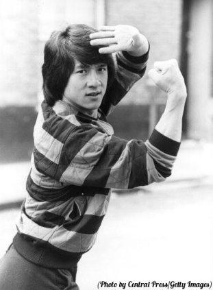 Jackie Chan, 1980