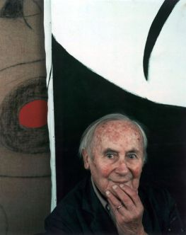 Joan Mirò - by Arnold Newman