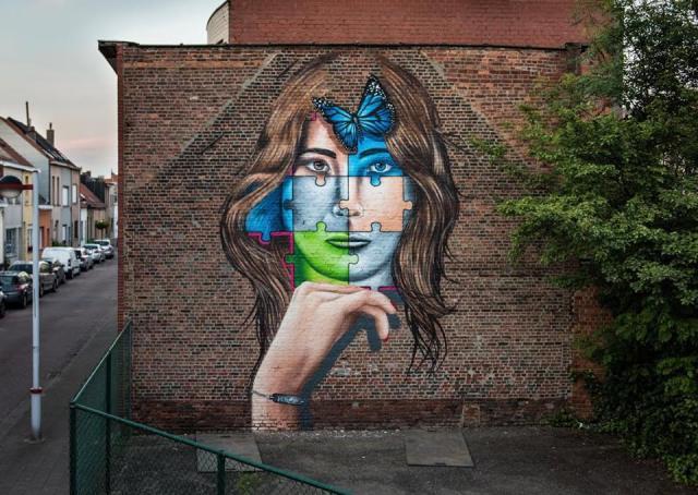 Kas Art @Antwerp, Belgium