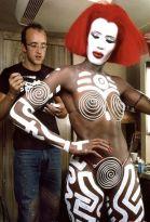 Keith Haring e Grace Jones