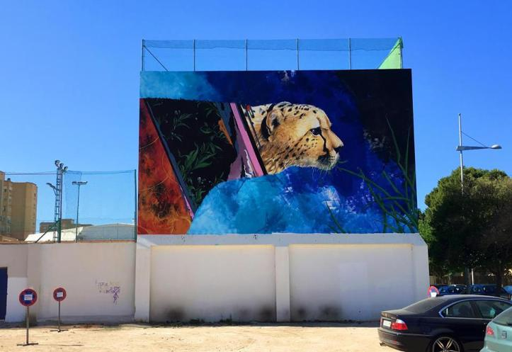 Kraser @Cartagena, Spain