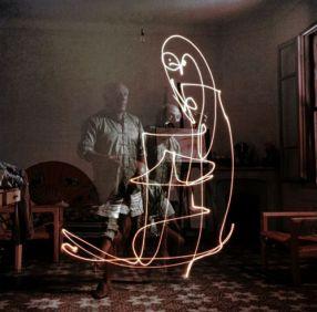 La luce di Picasso